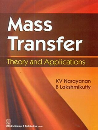 Mass Transfer: Theory and Applications