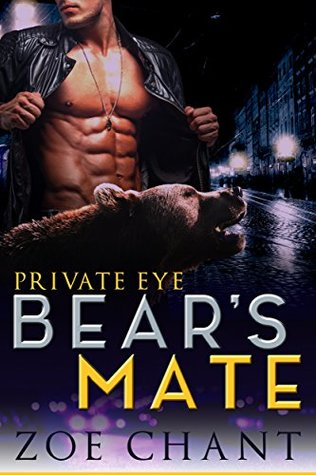 Private Eye Bear's Mate by Zoe Chant
