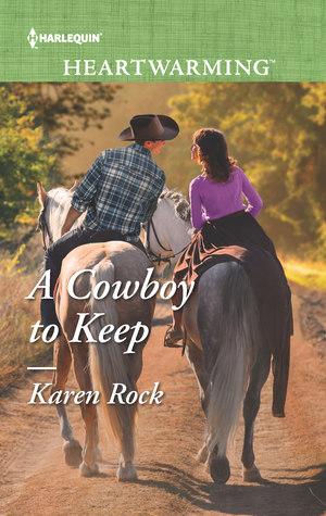 A Cowboy to Keep (Rocky Mountain Cowboys #0.5)