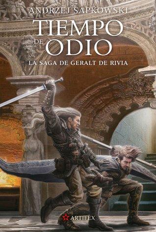 Tiempo de odio (Geralt de Rivia, #4)