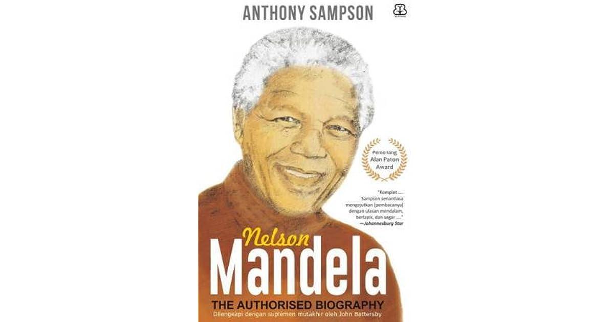 Nelson Mandela The Authorised Biography By Anthony Sampson 3 Star