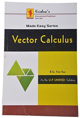 Vector Calculus by A R  Vasishtha