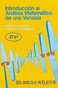 Introducción al Análisis Matemático de una Variable