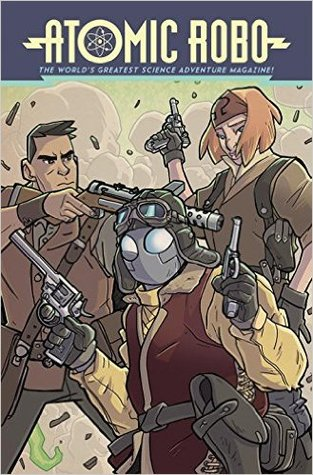 Atomic Robo: Atomic Robo and the Temple of Od