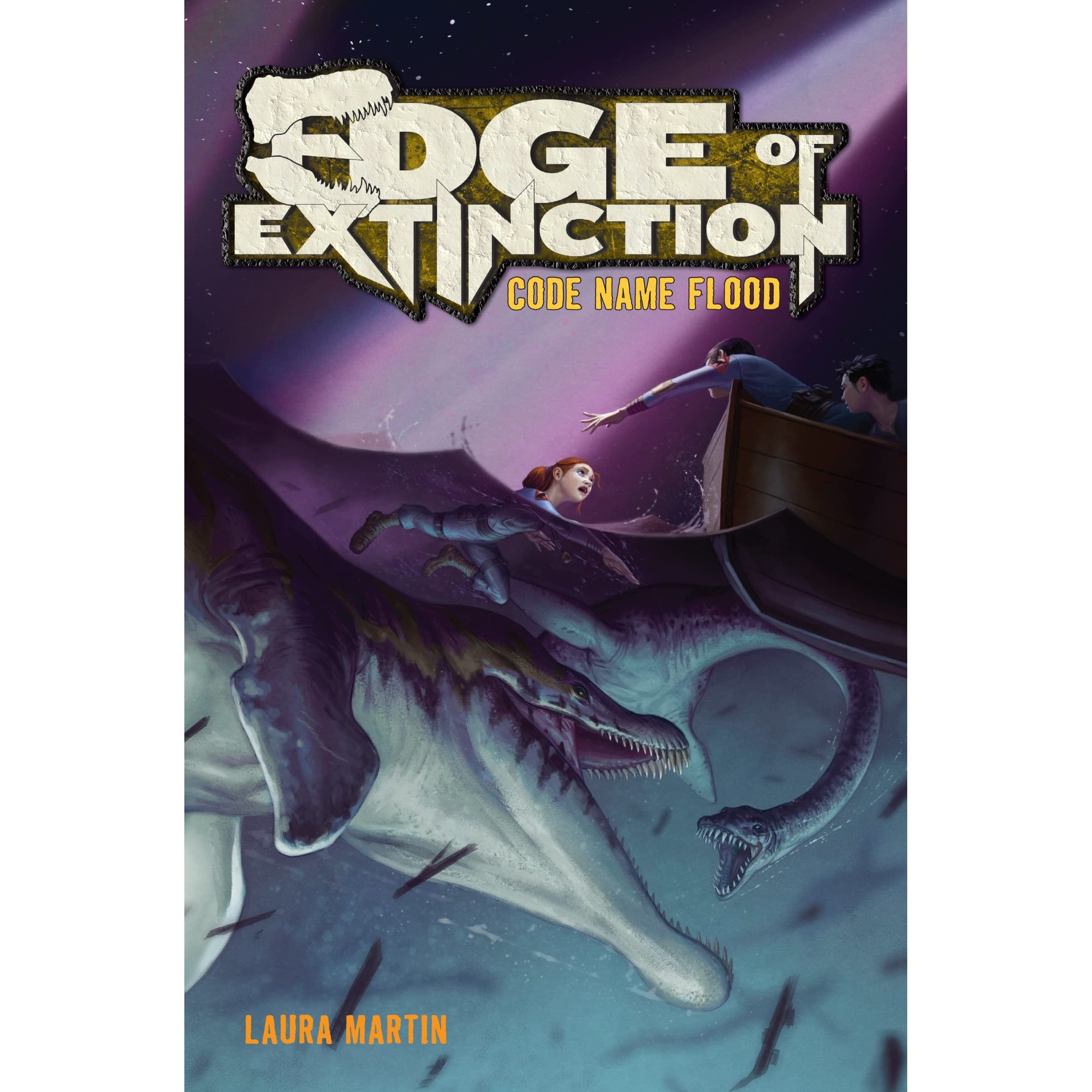 Edge of Extinction #1: The Ark Plan