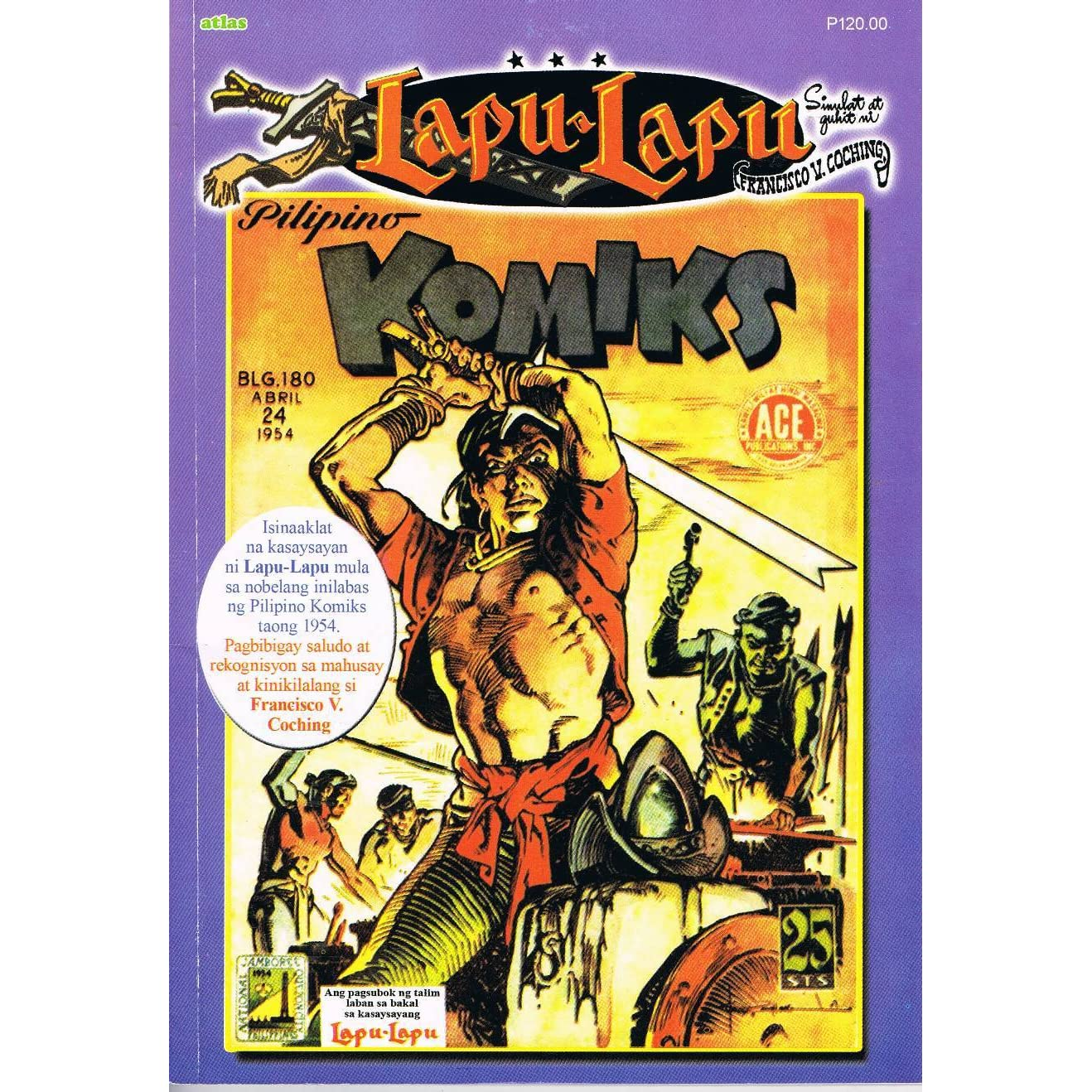 Lapu-Lapu by Francisco V  Coching