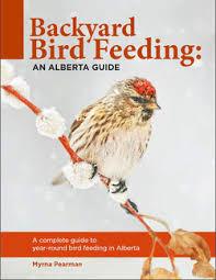 Backyard Bird Feeding by Myrna Pearman