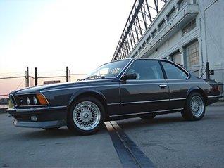 BMW Serie 6 (E24) - Livret de service