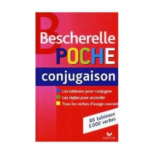 Bescherelle Poche Conjugaison By Bescherelle