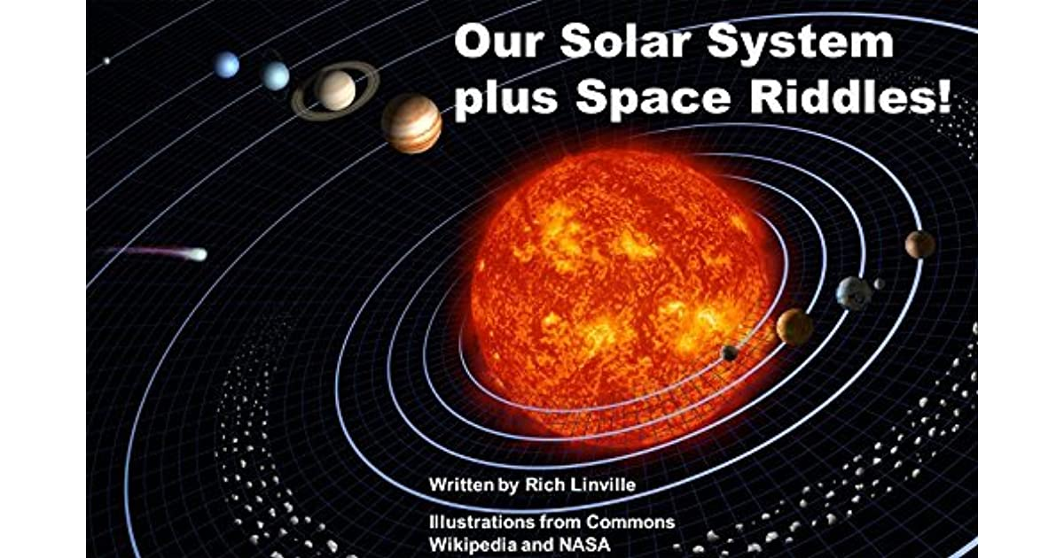 Our Solar System plus Space Riddles: Learn about our sun, planets