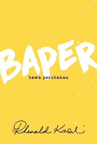 baper bawa bahan by rhenald kasali star ratings