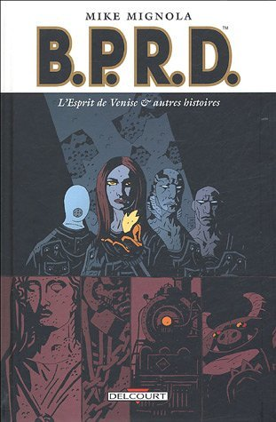 Image result for bprd the soul of venice