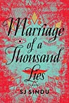 Book cover for Marriage of a Thousand Lies