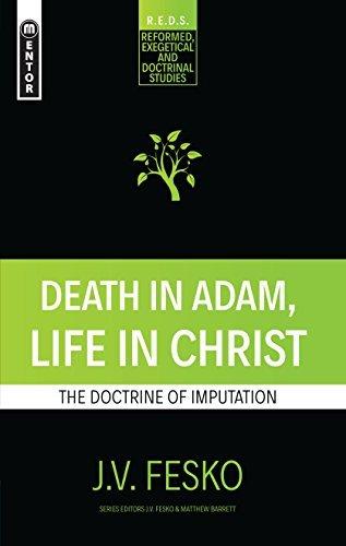 f death in Adam life in Christ