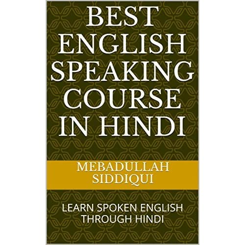 Hindi Speaking Book