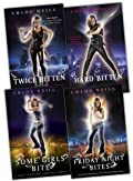 Chloe Neill Chicagoland Vampires Series #1-4