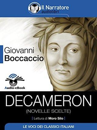 Decameron (novelle scelte) (Audio-eBook)
