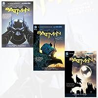 Batman Comics Collection 3 Books Bundle (Batman TPB #4-6)