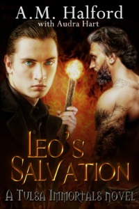 Leo's Salvation by A.M. Halford