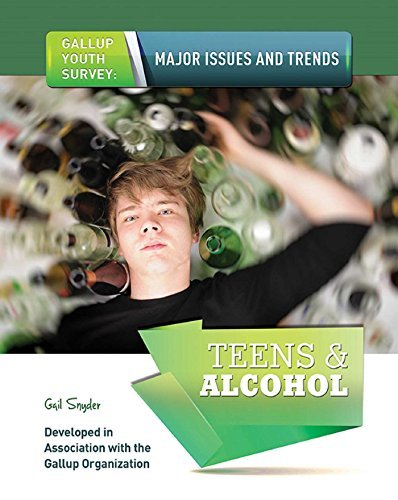 Teens & Alcohol (Gallup Youth Survey Major Issues and Tr)