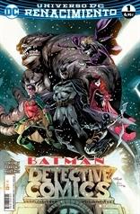 Batman: Detective Comics, núm. 01