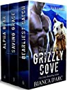 Grizzly Cove - Volumes 4-6 Box Set (Tales of the Were: Grizzly Cove)