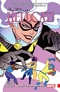 Patsy Walker, A.K.A. Hellcat!, Volume 2: Don't Stop Me-Ow