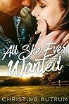 All She Ever Wanted (A Cedar Valley Novel, #1)