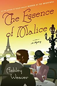 The Essence of Malice (Amory Ames #4)