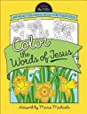 Color the Words of Jesus: An Adult Coloring Book for Your Soul