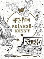 Harry Potter színezőkönyv