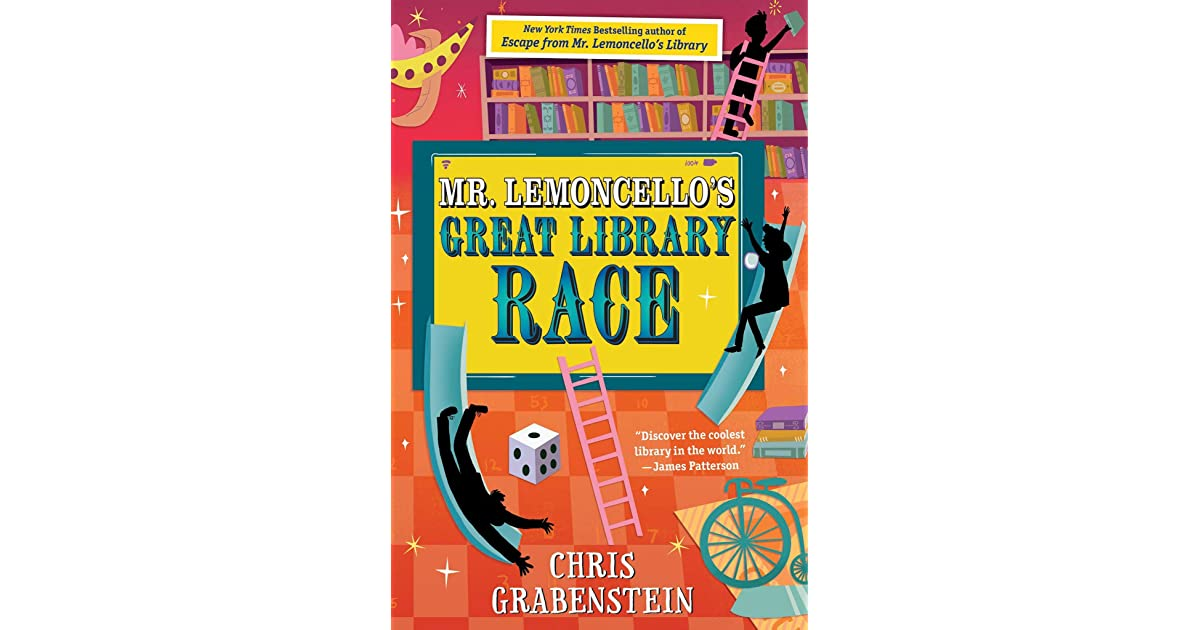 Mr Lemoncello S Great Library Race By Chris Grabenstein