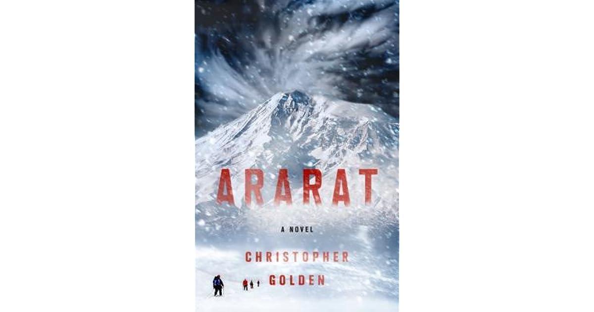 Ararat (Ben Walker, #1) by Christopher Golden