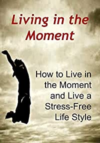Living In The Moment: How to Live in the Moment and Live a Stress-Free Life Style: (Happiness, Morning Ritual, Tony Robbins, Echart Tolle)