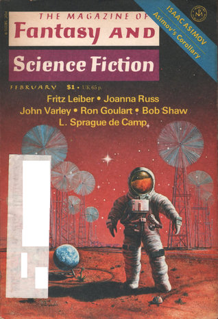 The Magazine of Fantasy and Science Fiction, February 1977 (The Magazine of Fantasy & Science Fiction, #309)