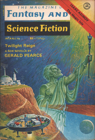 The Magazine of Fantasy and Science Fiction, March 1977 (The Magazine of Fantasy & Science Fiction, #310)