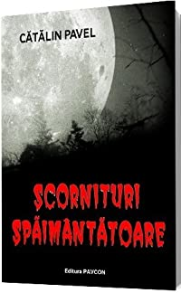 Scornituri spăimântătoare (Colecția Science-Fiction #4)