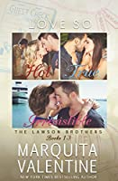 The Lawson Brothers Bundle (The Lawson Brothers #1-3)