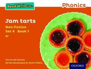 Read Write Inc. Phonics: Orange Set 4 Non-fiction 1 Jam Tarts
