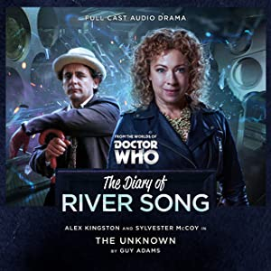 The Unknown (The Diary of River Song, #5)