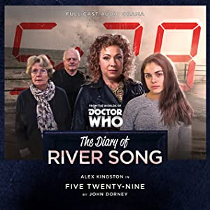 Five Twenty-Nine (The Diary of River Song, #6)