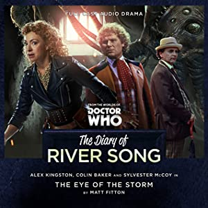 The Eye of the Storm (The Diary of River Song, #8)