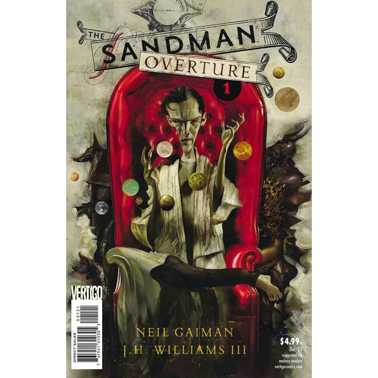 SANDMAN #5 VOL 1 DC VERTIGO COMIC NEIL GAIMAN MAY 1989