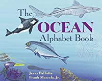The Ocean Alphabet Book (Jerry Pallotta's Alphabet Books)