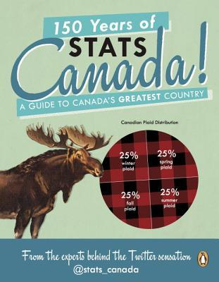 150 Years of STATS Canada!: A Guide to Canada's Greatest Country