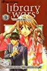 Library Wars: Love & War, Vol. 9 (Library Wars: Love & War, #9)