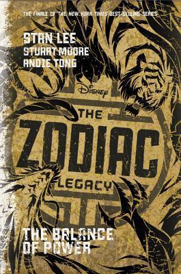 The Zodiac Legacy: Balance of Power (Zodiac Legacy, #3)