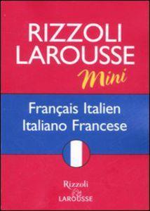 Rizzoli Larousse Mini Francaise Italien Italiano Francese