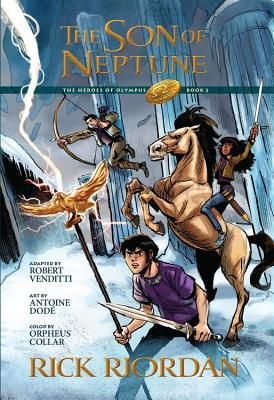 The Son of Neptune: The Graphic Novel