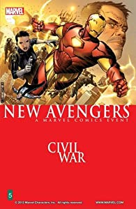 The New Avengers, Volume 5: Civil War